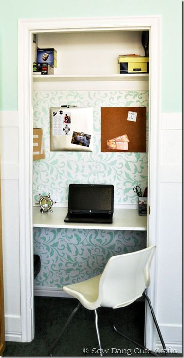 office closet why yes find this pin and more on home ideas