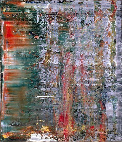 Gerhard Richter, Abstract Painting, 1989