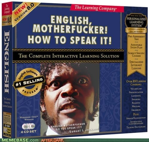 Samuel L. Jackson + Rosetta Stone
