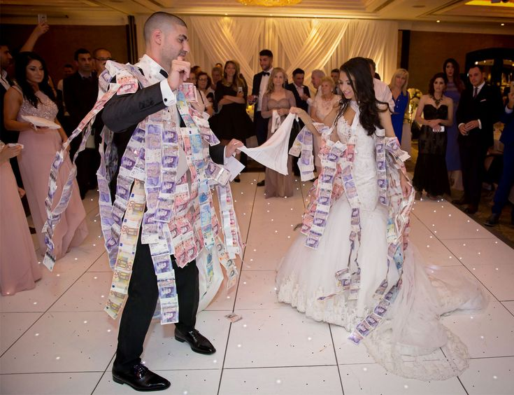 Maid Of Honour Pins Money To Bride S Dress During Greek Dance Engagement Photographs Pinterest And