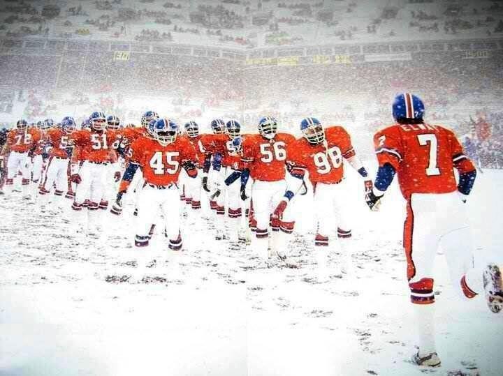 Denver Broncos  This is Denver football!!!