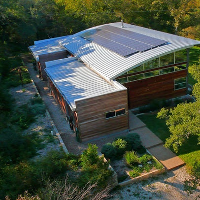 Modern Home Skillion Roof Design, Pictures, Remodel, Decor and Ideas - page 6