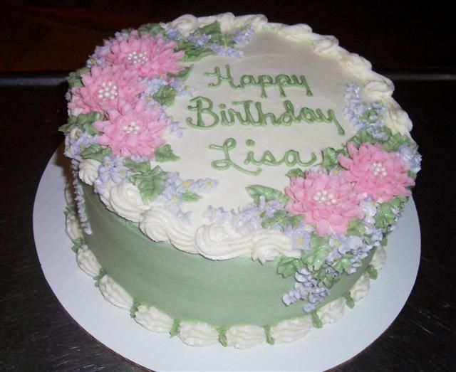 First Birthday Cake Boy Easy Birthday Cake and Birthday