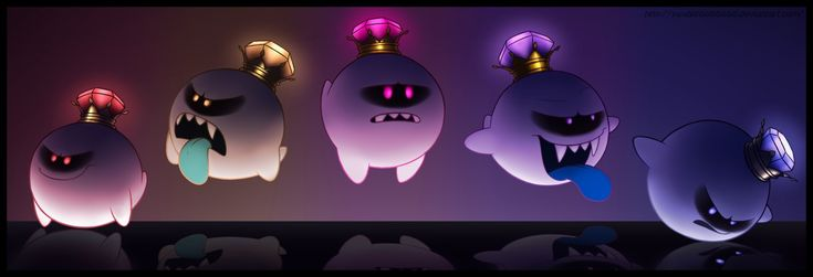 King Boo Doodlessss by Yoshi66666666 on DeviantArt