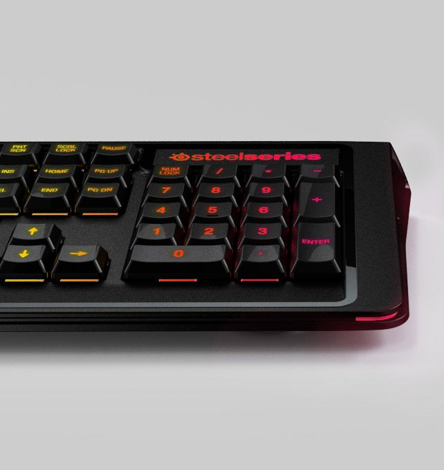 SteelSeries Apex M800 - Komplett.no