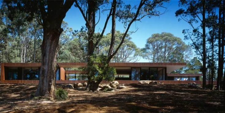 Mount Macedon house  - inarc