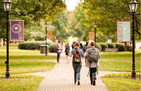 Guilford College is a liberal arts school in Greensboro, North Carolina