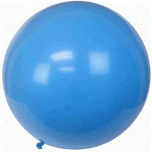 Büyük balon, jumbo balon, mavi balon, doğum günü partisi, parti malzemeleri, doğum günü süslemeleri, doğum günü kutlaması,