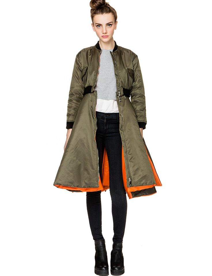 Stand By Flight Jacket $159.00