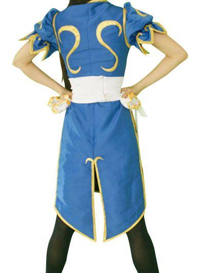 chun li cosplay costume | Street Fighter Chun-Li Costume