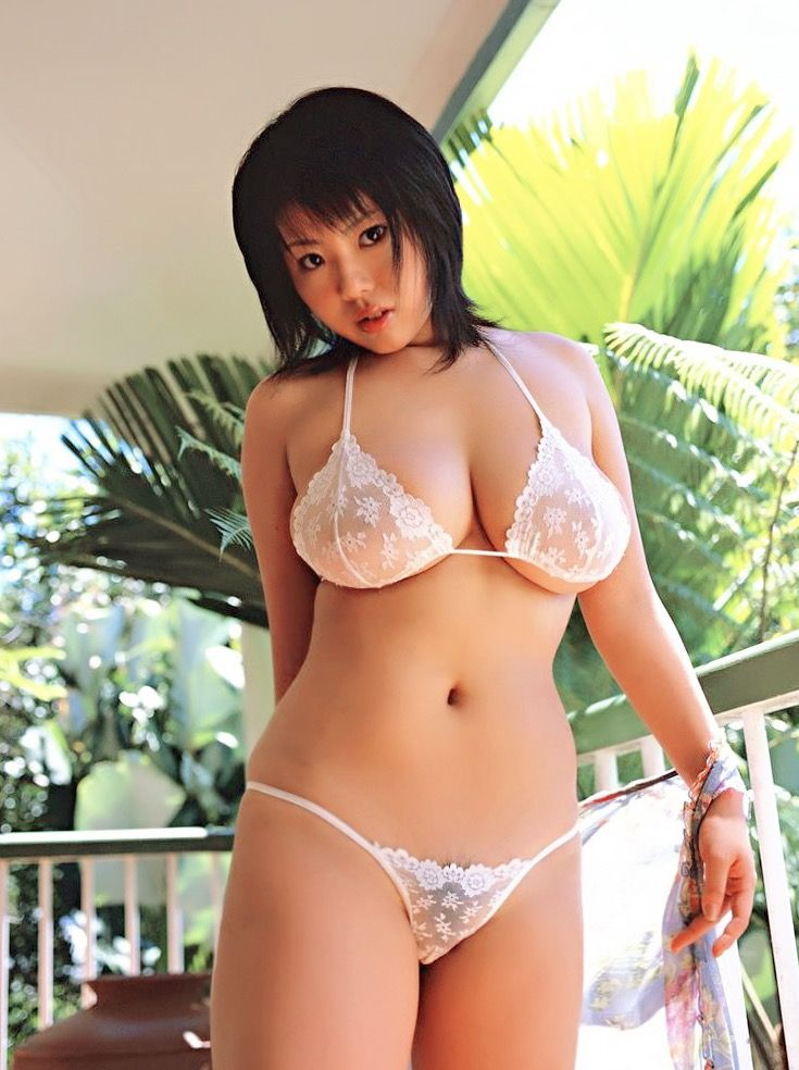 asian see through bikinis