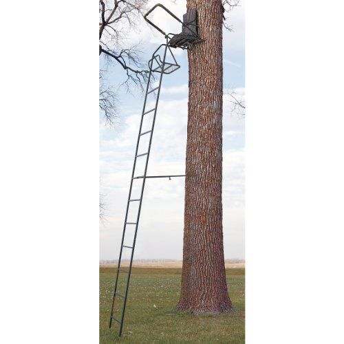 Guide Gear 16 foot Deluxe Ladder Stand.