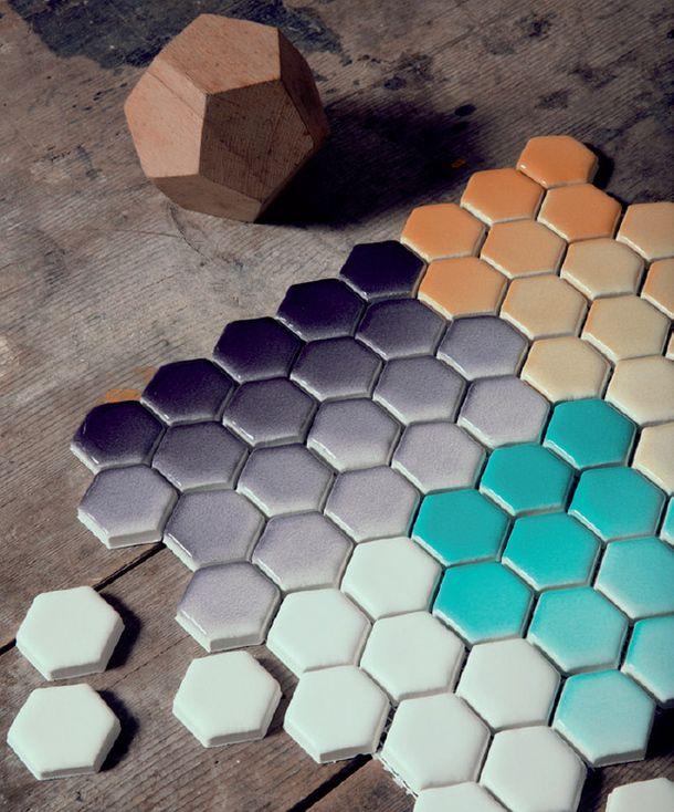Мозаичная плитка Кристины Челестино