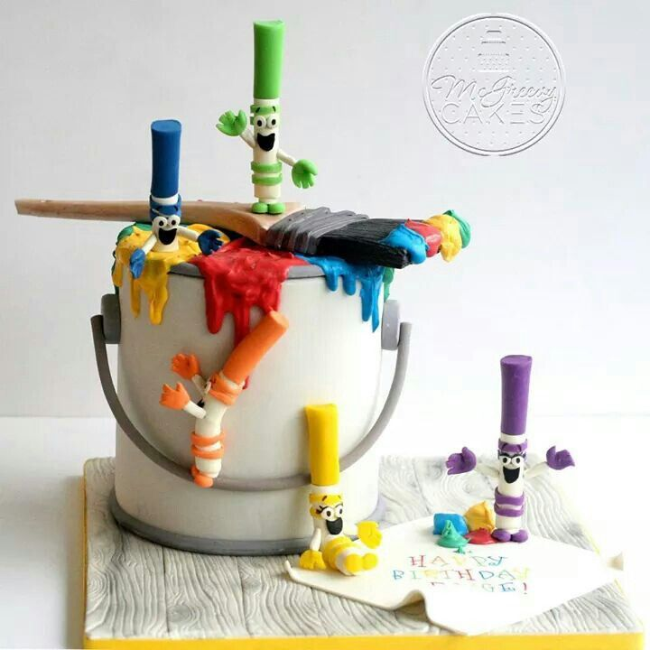 Cake Art Academy Kennesaw : 1000+ images about School cake on Pinterest Crafts ...