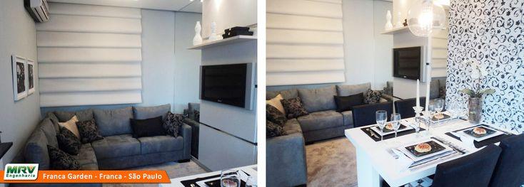 38 best balc o e divis ria images on pinterest kitchens for Como decorar un apartamento