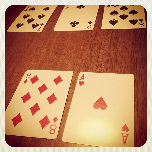 21 card game by planningqueen, via Flickr