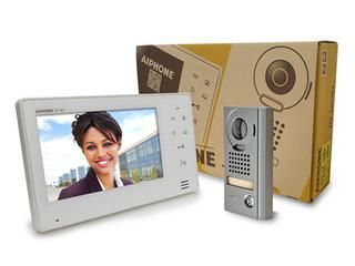 AiPhone JOS-1V Video Intercom Kit