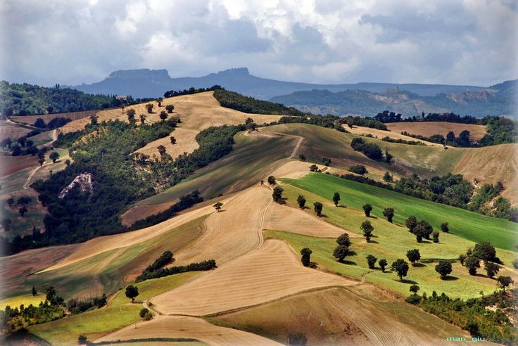 Marche Region of Italy