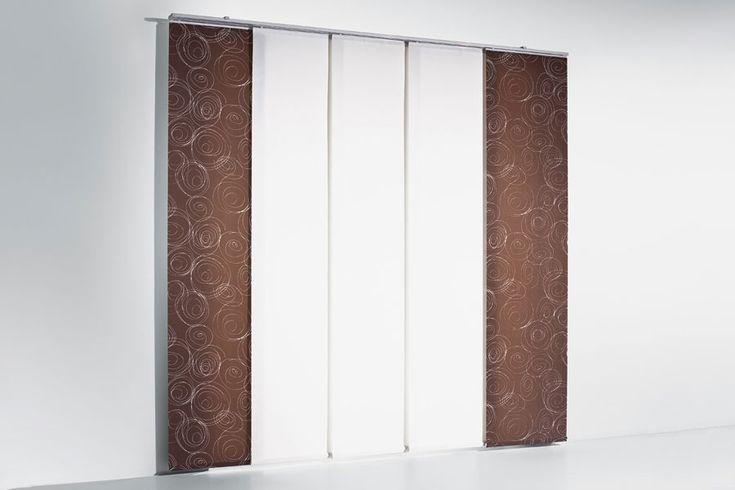 Prikken over i-en i interiørdesign – mulighet for å kombinere mønstre og farger, samt mulighet for å bytte om på paneler,