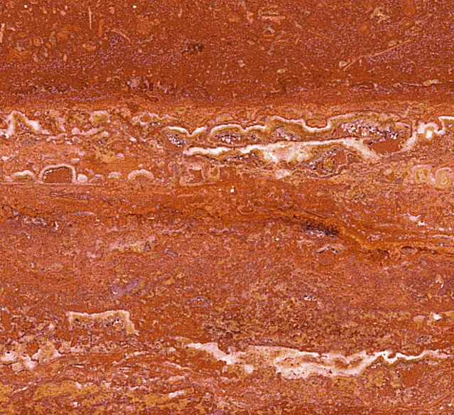 Travertino Persiano rosso_marble #marble #bigellimarmi #red #stonecollection