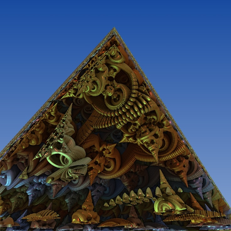 Secrets of the Great Pyramid, 20.12.2011 (Generated by Christian Isnardi)