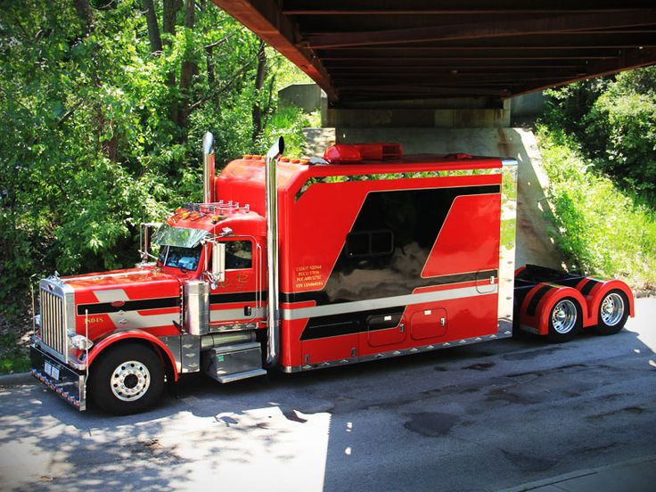 49 Best Big Rigs With Big Bunks Images On Pinterest Big