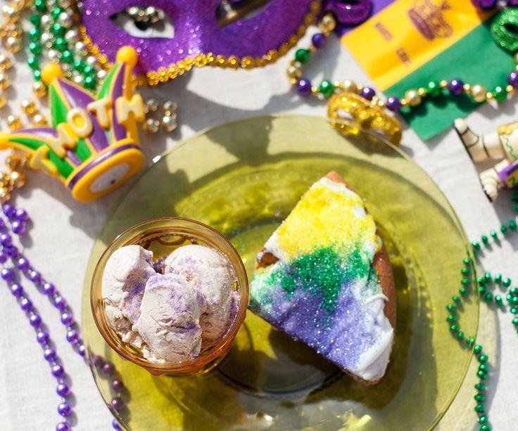 Louisiana Travel Culinary Recipes King Cakes