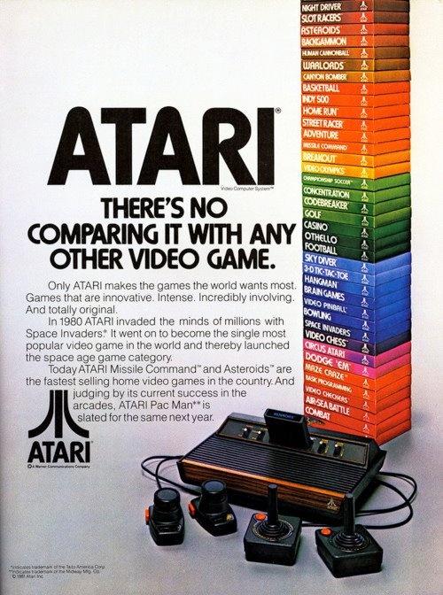 ✯ Atari Ad ✯