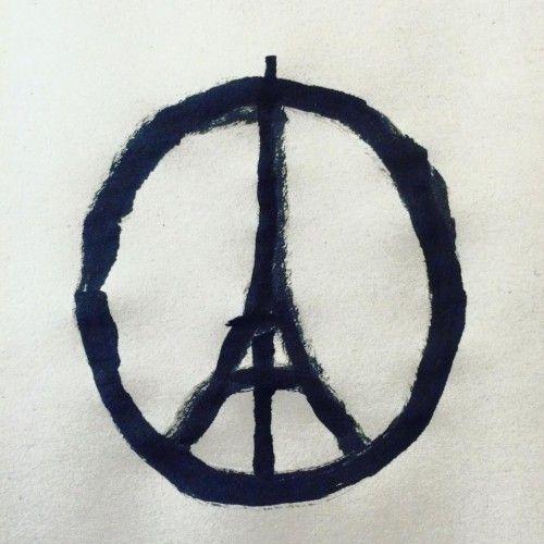 Ποιoς είναι ο Γάλλος εικονογράφος Jean Jullien που σχεδίασε το διάσημο σκίτσο-σύμβολο αλληλεγγύης στον γαλλικό λαό