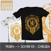 "Kaos CHELSEA ""ONE LIFE ONE LOVE ONE CLUB"" [READY STOCK] Fast Order  - Exclusive"