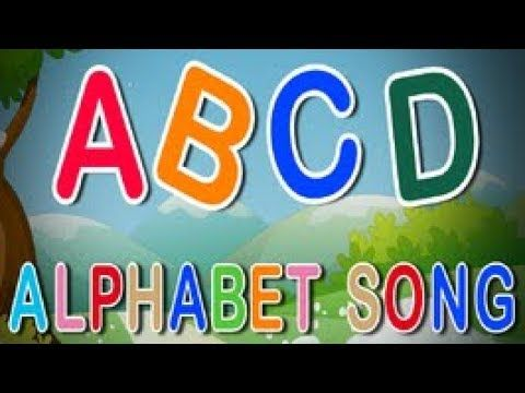 Abc Song Alphabet A To Z Abc Songs For Children From