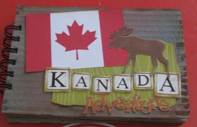 paperandco: Travel Journal Canada