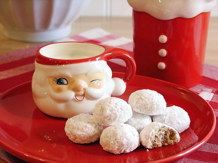 Russian Teacakes by WickedGoodKitchen.com #glutenfree #Christmas #cookie #recipe