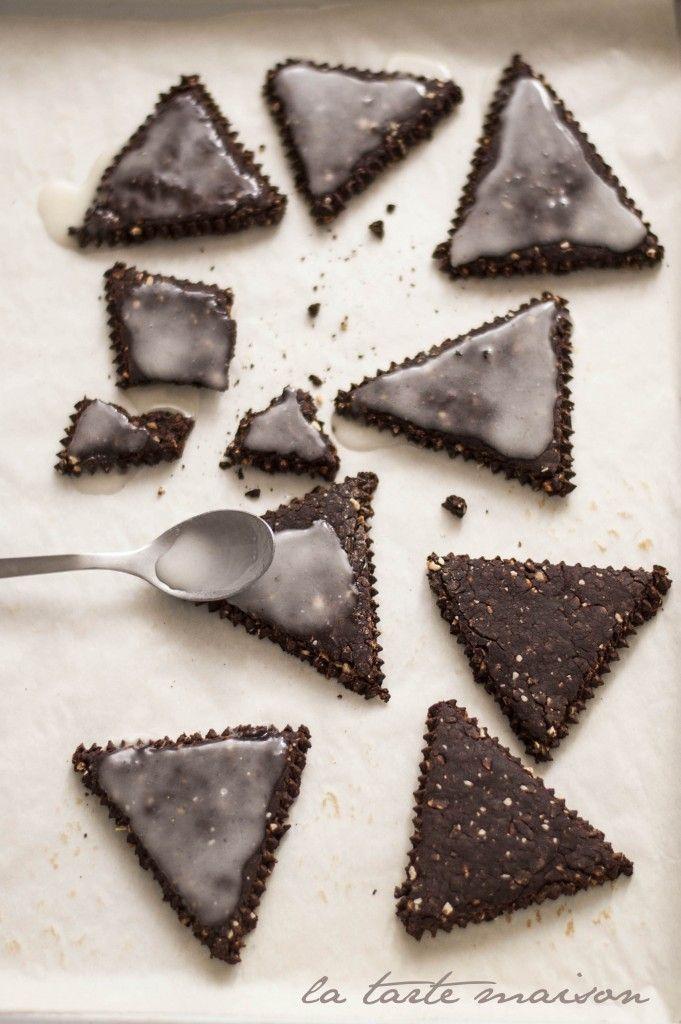 Biscotti al cacao del monastero