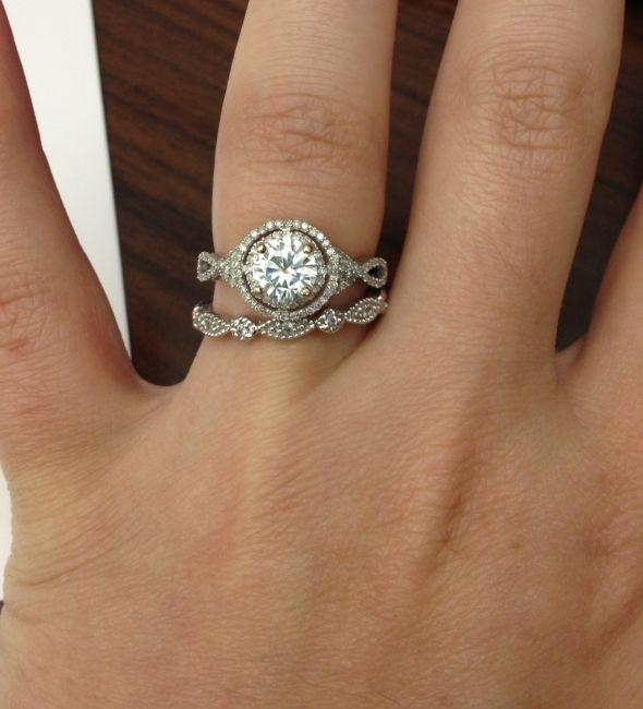 83 best Elegant Engagement Rings images on Pinterest Elegant