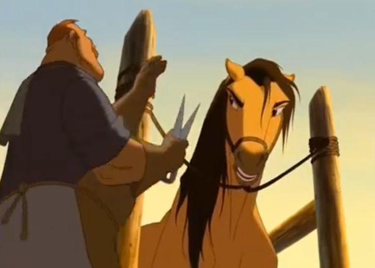 421 best spirit stallion of the cimarron images on