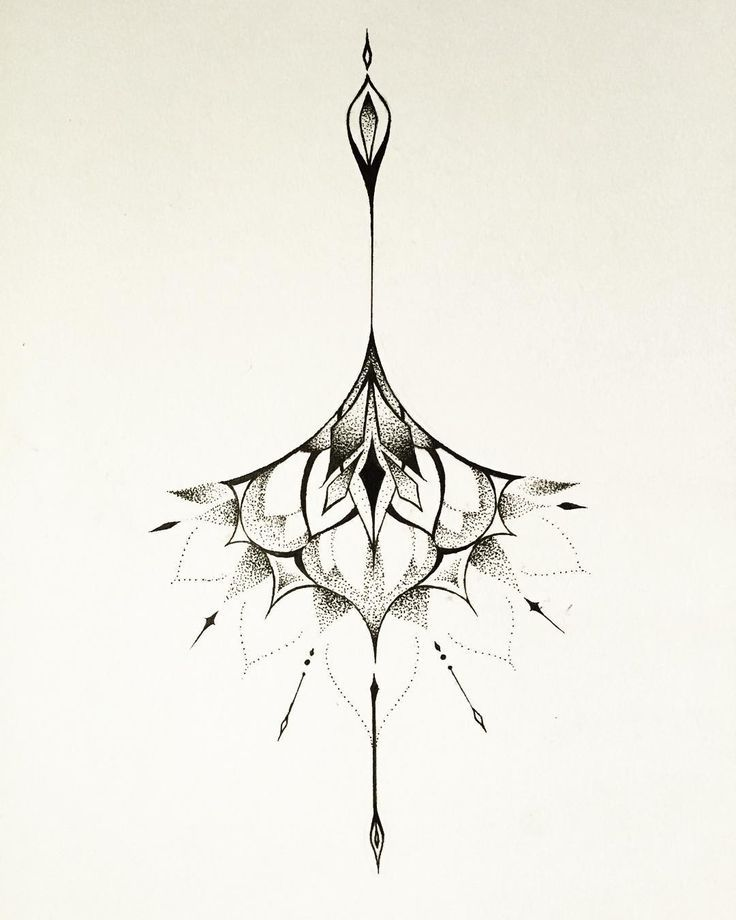 "⠀⠀⠀⠀⠀⠀⠀⠀⠀⠀⠀⠀⠀Xandria on Instagram: ""Designed a sternum tattoo, mostly for fun but also because I love them and want one in the future  . #inktober 
