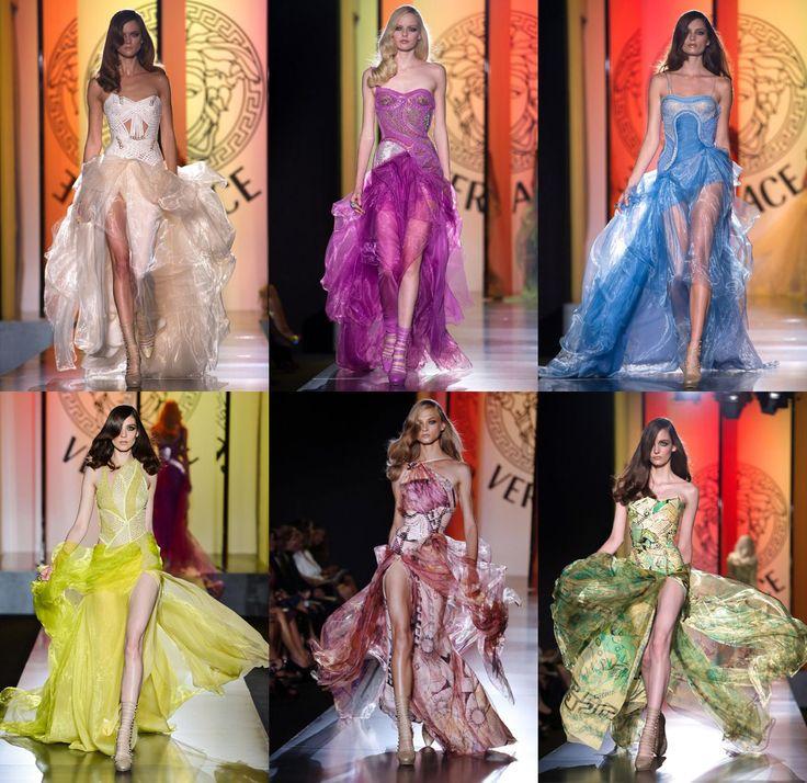 Versace haute coture | Atelier Versace Haute Couture automne/hiver 2012-13 » Versace Couture ...