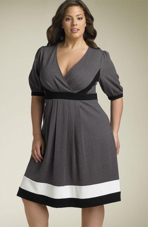 Plus Size Hourglass Dress – fashion dresses