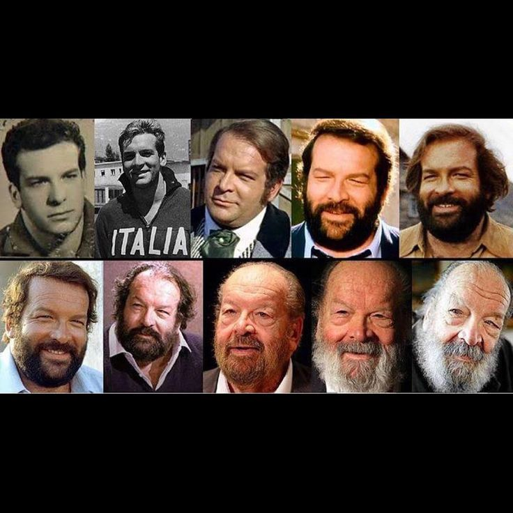 From Carlo Pedersoli to Bud Spencer http://www.budspencerofficial.com/ #budspencer #carlopedersoli
