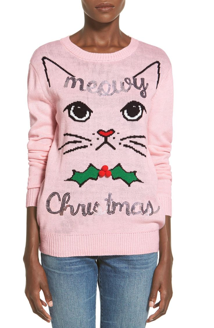 Walmart Christmas Sweaters | Lauren Goss
