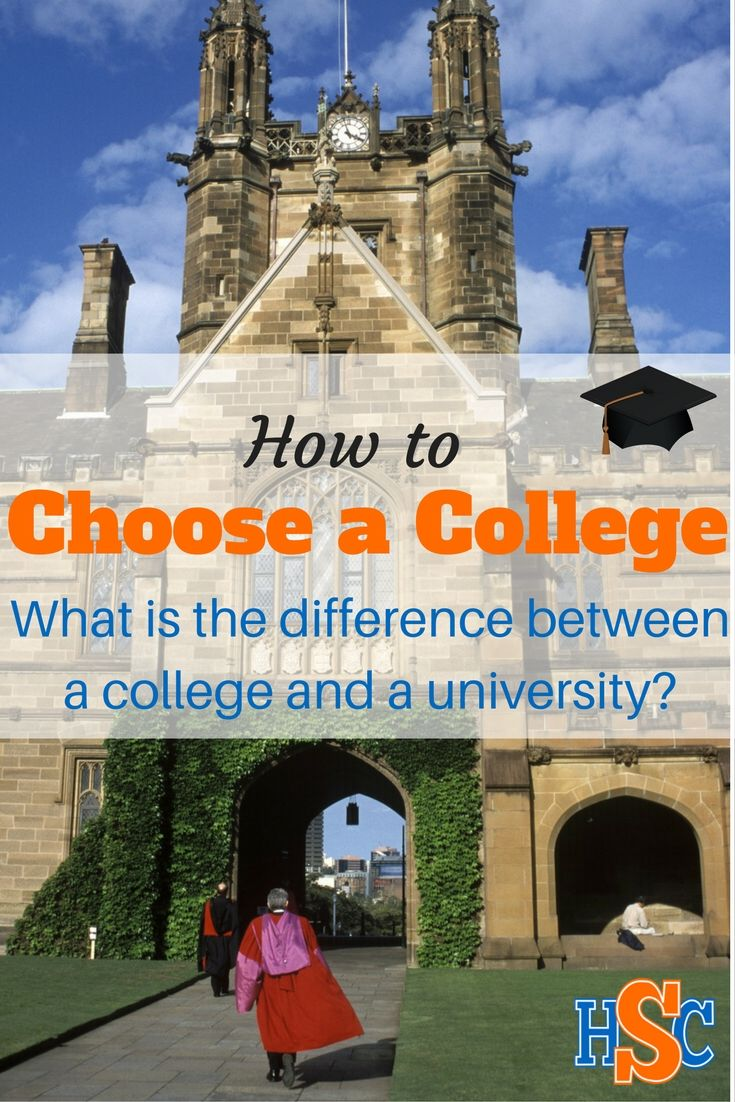 Culinary Arts difference between university and collage