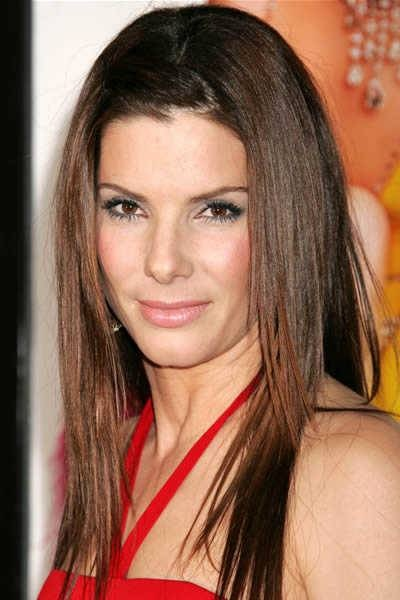 Long Straight Brunette Hairstyles 2011
