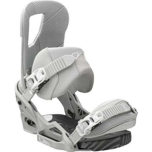 Burton Cartel EST Snowboard Bindings 2013 by Burton. $259.00. The Burton Cartel Est Binding is for the advance to expert rider. The Cartel Est has zero-lean and single-component canted highback with the living hinge system that allows you to adjust your forward-lean and highback independently. The React strap conforms to your boot giving you comfort and support. The Getagrip Capstrap conforms to your toe of your boot and locks your heel back into the heelcup with o...