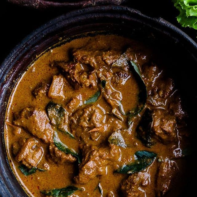 Beef Curry Just The Way My Grandmother Made It S All About Slow