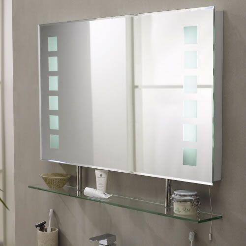 A guide to choosing bathroom lights