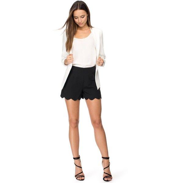 Mer enn 25 bra ideer om Scallop shorts på Pinterest