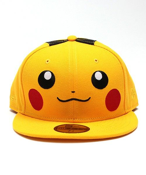 I want this Pikachu cap! bpr BEAMS(雑貨)(bprビームス(雑貨)) - 【予約】NEW ERA×BEAMS / Pokemon Cap Ⅱ(キャップ)|ビームス公式通販[BEAMS Online Shop]