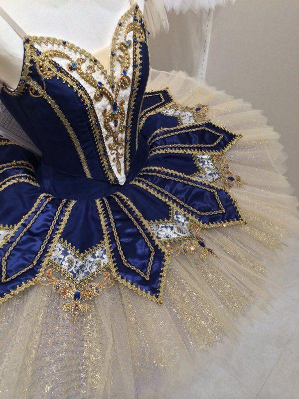 Beautiful ballet costume.......