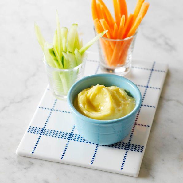 Mayonnaise - Ein Rezept für Prep&Cook von KRUPS